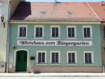 """Bischofswerda's """"Bürgergarten"""" - Immobilie mit Tradition"""
