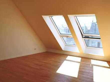 Erstbezug - außergewöhnliche Wohnung mit Dachterrasse gegenüber vom Zollhafen!
