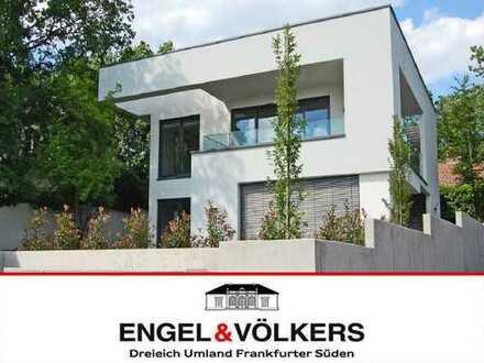 ENGEL & VÖLKERS Luxus Gartenwohnung in Villenlage!