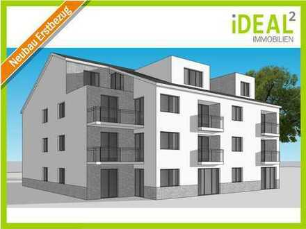 Neubau: drei-Zimmer Erstbezug in Erftstadt Liblar!