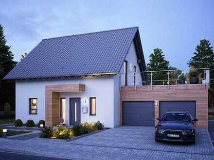 Ein richtig guter Vorsatz: Ein neues Haus !!
