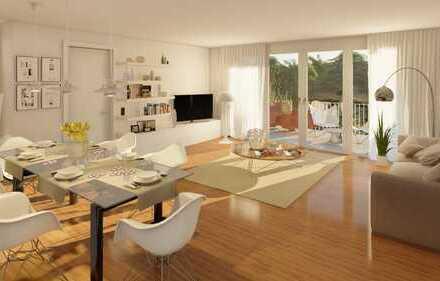 Willkommen Zuhause!Großzügige 4 Zi.Maisonette Neubauwohnungen in RT-Sondelfingen in exponierter Lage