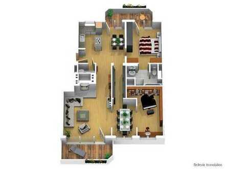 Exklusives Appartement mit großem Potential im Westend-Nord