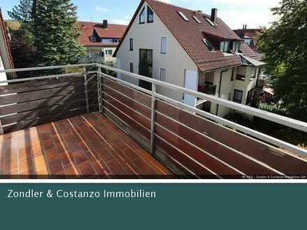 Schöne, großzügige 3-Zi.-Wohnung in bevorzugter Lage in Luginsland (max. 2 Pers.)!
