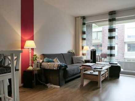 Uninah - helles Kubox-Appartement mit moderner Einbauküche