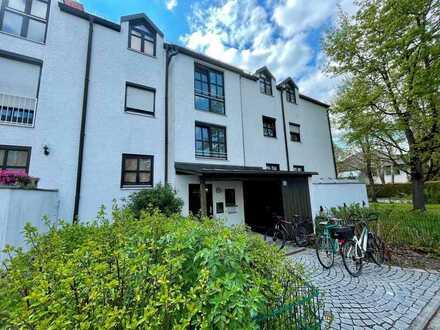 Top renovierte Wohnung in Puchheim über zwei Ebenen