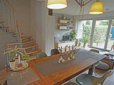Haus im Bauhausstil in Köln-Ossendorf (Am Butzweilerhof), Zeitmieten 2 Jahre