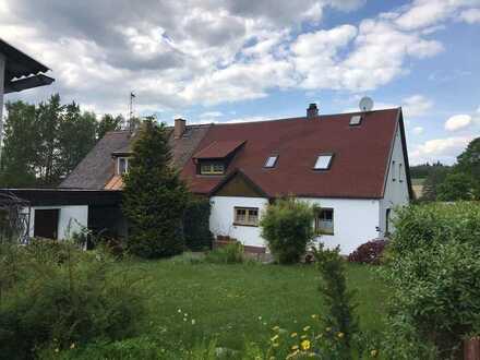 Einfamilienhaus im Naturpark Steinwald