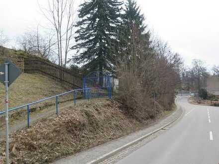 Annaberg-Buchholz: Hübsches, zentral gelegenes Grundstück mit Kleingartenanlage