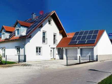 großes Einfamilienhaus in ruhiger Lage mit Garage, Garten und Einliegerwohnung