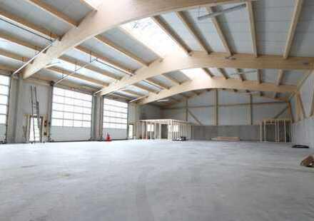 """""""BAUMÜLLER & CO."""" - zum Kauf: ca. 1.000 m² Halle + ausreichend Büro - Nähe A5"""
