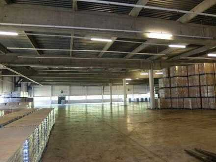 13_VH3627 Lagerhalle mit Rampe / Regensburg-Haselbach