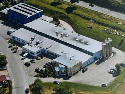 HIER WERDEN SIE GESEHEN! Betriebs- und Produktionsstätte in Ofterdingen
