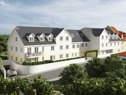 Moderne 2-Zimmerwohnung mit sonnigem Balkon |BAUSTELLENBESICHTIGUNG SONNTAG VON 11-12 UHR!
