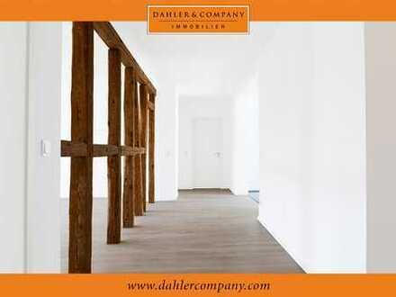 Stilvolle hochwertige, kernsanierte 4 Zimmer DG Wohnung am Bürgerpark