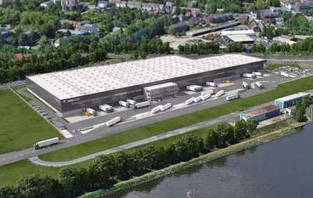 EXKLUSIVER HALLEN NEUBAU*23.637 m²*teilbar ab 4.139 m²*Provisionsfrei*0173-2749176