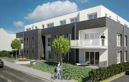 Barrierefreie - KfW 55 - Wohnungen, in einer der wenigen verfügbaren Lagen in Mh-Dümpten. ETW-Nr.5