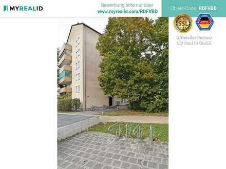 U-Bahn-Nähe! Helle renovierte Wohnung in ruhiger Lage