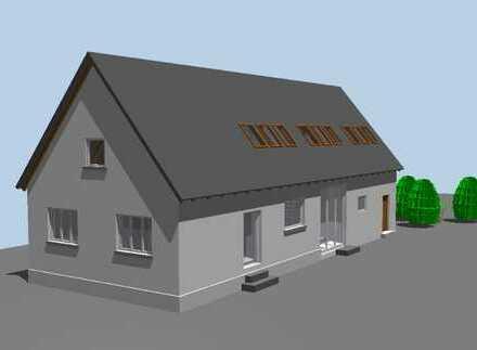 Einfamilienhaus, projektierte Sanierung
