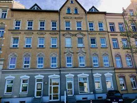Helle 1-Raum-Wohnung in Chemnitz Nähe Stadtzentrum