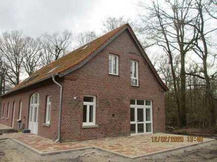 Traumhafte Haushälfte in historischem Müllerhaus