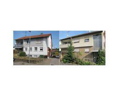 2 Wohnhäuser mit Büroanbau und Gewerbeschuppen auf 1.440 m² Grund