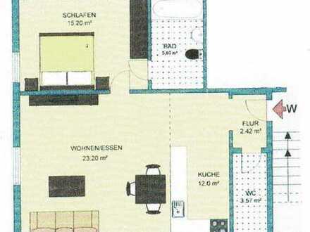 Sonnige 2-Zi.-Wohnung im Großraum 88361 Altshausen / Kreis Ravensburg