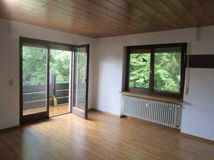 Brombachtal-Herrenwäldchen: 3 Zimmer-Wohnung mit Balkon
