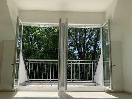 Erstbezug Neubau Maisonette 4 ZI Küche, Bad, Gäste-WC, 2 Balkone + 15 m² Abstellkammer
