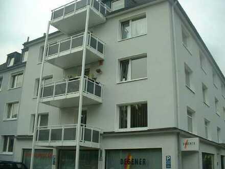 Moderne, renovierte Wohnung mit Balkon in der Chemnitzer Strasse (1 Durchgangszimmer)