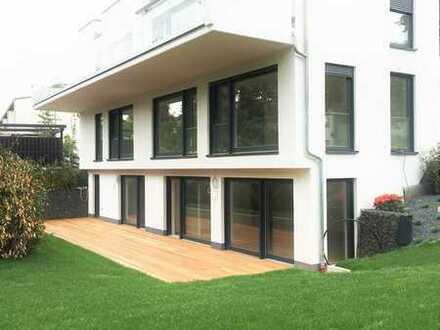 Terrassenwohnung und Garten und Provisionsfrei