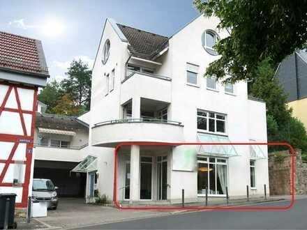 Wiesbaden - Alt-Sonnenberg Ortsmitte ~52 m² Ladenlokal / Büro plus ~22 m² Lager plus Stellplatz