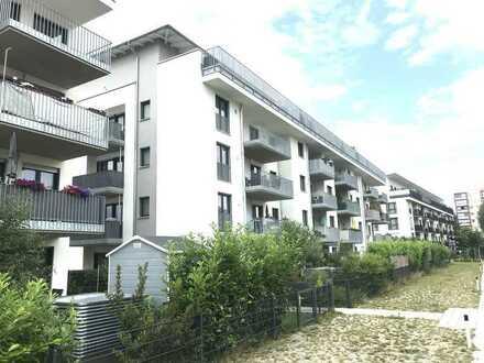 Zweitbezug: Tolle 3 Zimmer Wohnung EG mit großem Garten und 2 Bädern