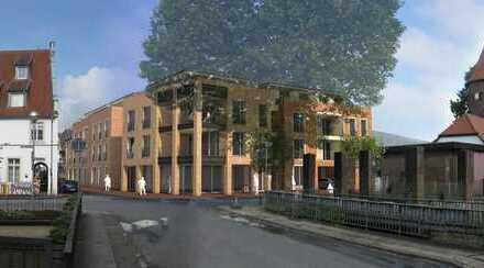 Fertig zum Einzug - kleine feine Wohnung im Herzen von Borken zu vermieten!