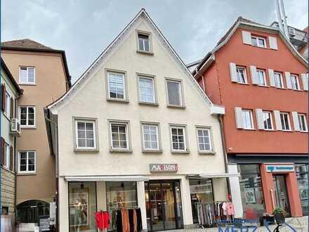 Langfristig vermietetes Wohn- und Geschäftshaus im Herzen von Rottenburg a.N.