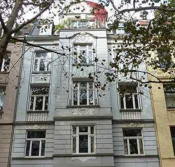 Verkauft! Altbauwohnung, Weißenburgstrasse, Agnesvirtel, Erdgeschoß, Südlage, Wohnen und Arbeiten