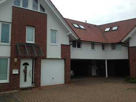 Neuwertige 2-Zimmer-Maisonette-Wohnung mit Balkon in Damme