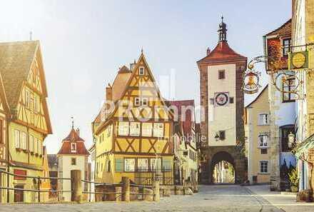 Attraktives Ladengeschäft in der Innenstadt von Rothenburg o.d.T. - Mit Mietpreisgarantie!