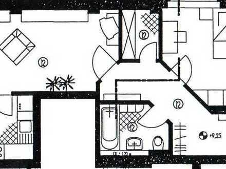 **2-Raum Wohnung mit Einbauküche Nähe HBK in Marienthal **