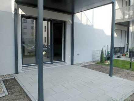 Erstbezug - Dreizimmer-Gartenwohnung in Teltow