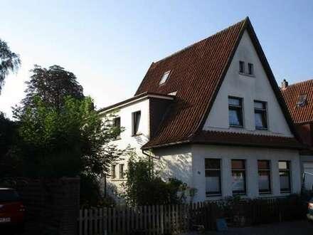 2-Zimmer-Erdgeschoss-Wohnung in Bürgerfelde