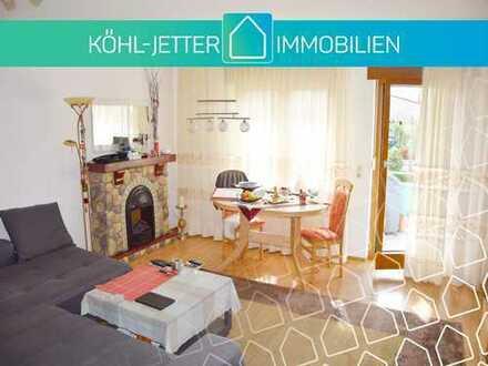 Helle, gepflegte 3 Zi.-Whg. mit PKW-Stellplatz in Dormettingen!