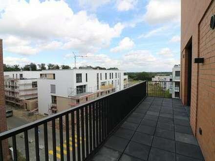 Großzügige 4 Zimmer Wohnung mit 2 Balkonen in den SteimkerGärten.