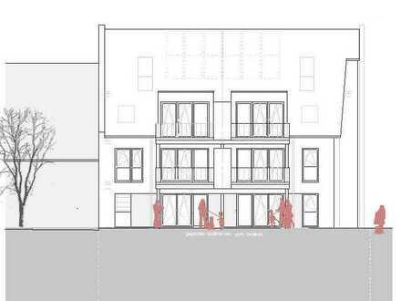 4 Zi Eigentumswohnung im 1.+2. DG mit Balkon (WE 5) Beziehbar Ende 2021