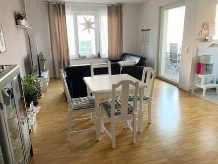 Attraktives Wohnen für Jung und Alt - 3-Zimmer mit Balkon - behindertengerecht
