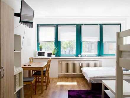hansaring 19, ZENTRAL, 29m2, 1-Zimmer-Wohnung mit Einbauküche in Altstadt & Neustadt-Nord, Köln