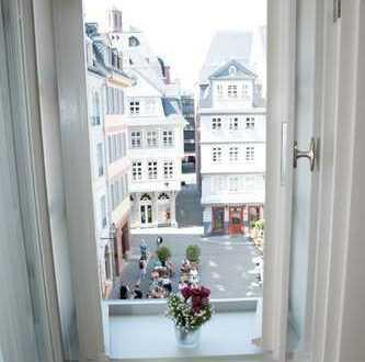 Das Original in der Altstadt, Wohnen im roten Haus am Hühnermarkt - Möbiliert inkl. NK, Strom u Wlan