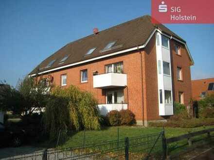 Für Kapitalanleger: Vermietete 2,5-Zimmer-Dachgeschoss-Eigentumswohnung in Lensahn