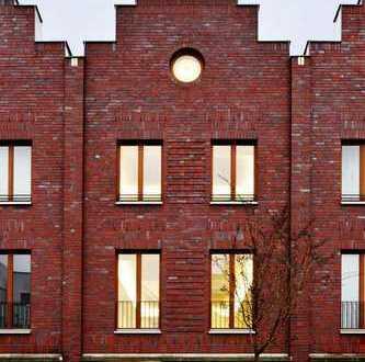 Design-Town-House mit Schranksauna