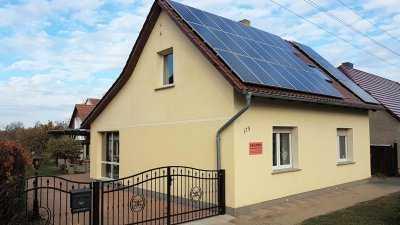 Schönes Haus mit sechs Zimmern in Märkisch-Oderland (Kreis), Neulewin